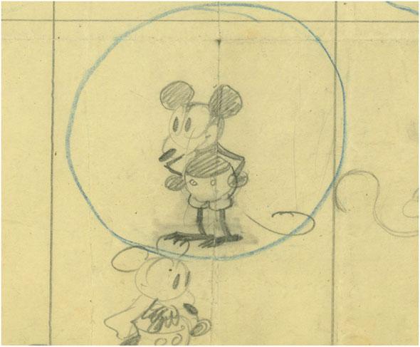 Il Curioso Caso Di Mortimer Mouse Curiosita Disney
