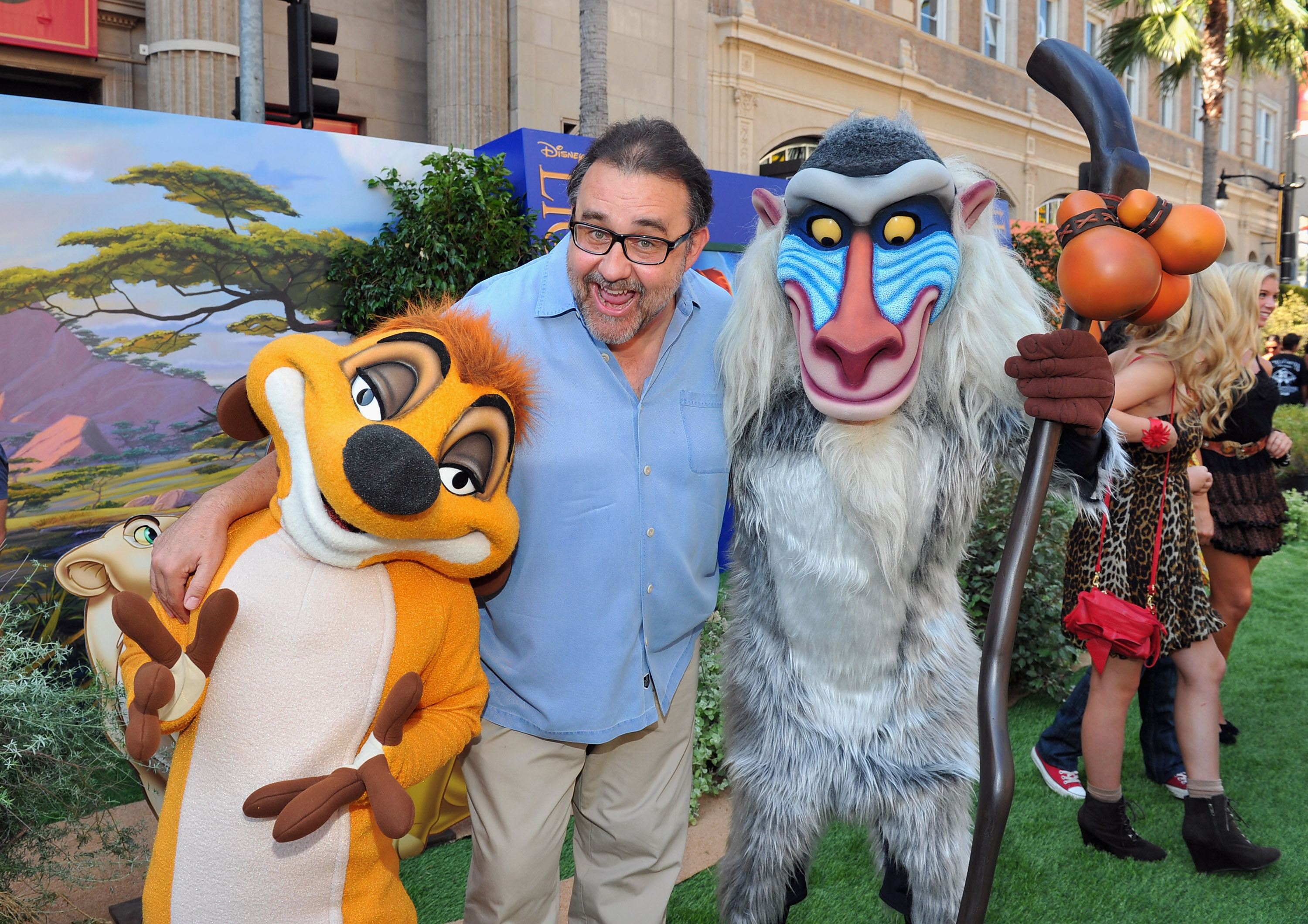 """The Lion King"" Los Angeles 3D Premiere - Red Carpet"