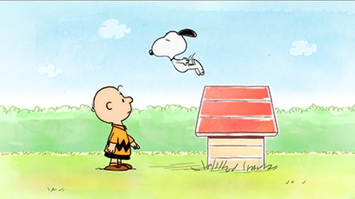 Con l'anniversario dei 65 anni dei Peanuts arriverà in Italia una nuova serie dedicata a Snoppy e Company