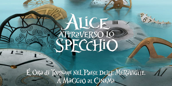 Alice Attraverso lo Specchio: La prima clip in italiano dal film
