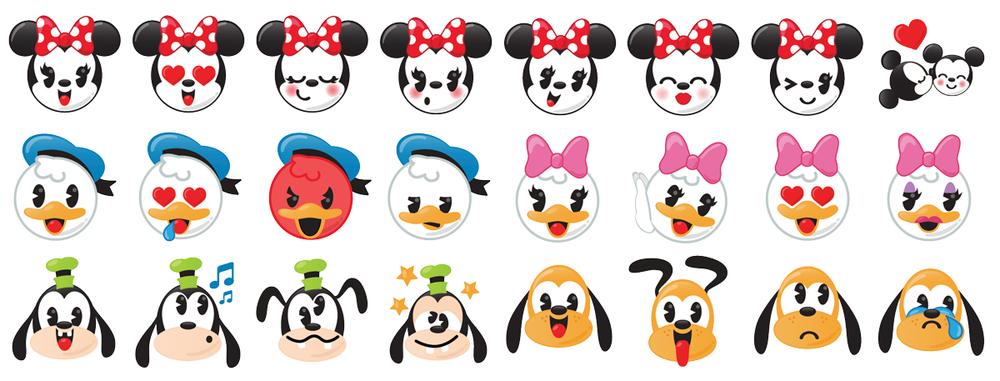 Da Paperino a La Sirenetta: Arrivano le emoji della Disney per Whats App