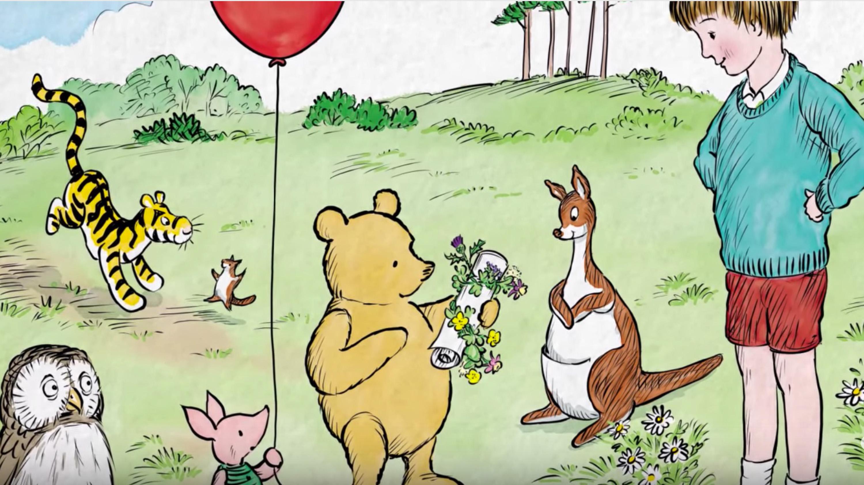 Buon compleanno Winnie the Pooh: L' amico più saggio del mondo compie 90 anni!