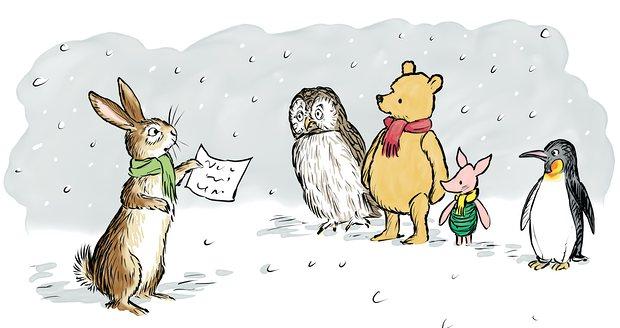 Buon Compleanno Winnie The Pooh L Amico Piu Saggio Del Mondo