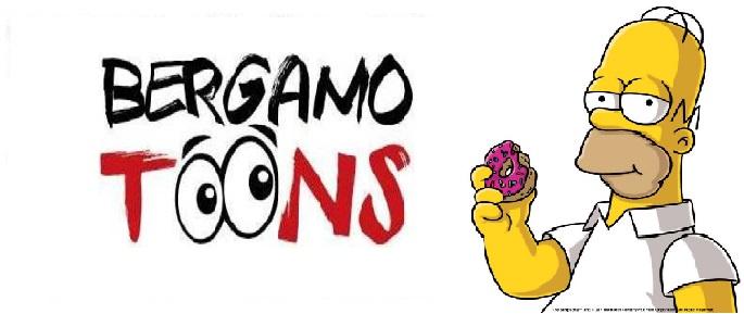 BergamoToons: Arriva in Italia David Silverman, l'animatore e regista de i Simpson !