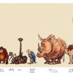 """Personaggi cancellati: Rocky il Rinoceronte de """"Il Libro della Giungla"""""""