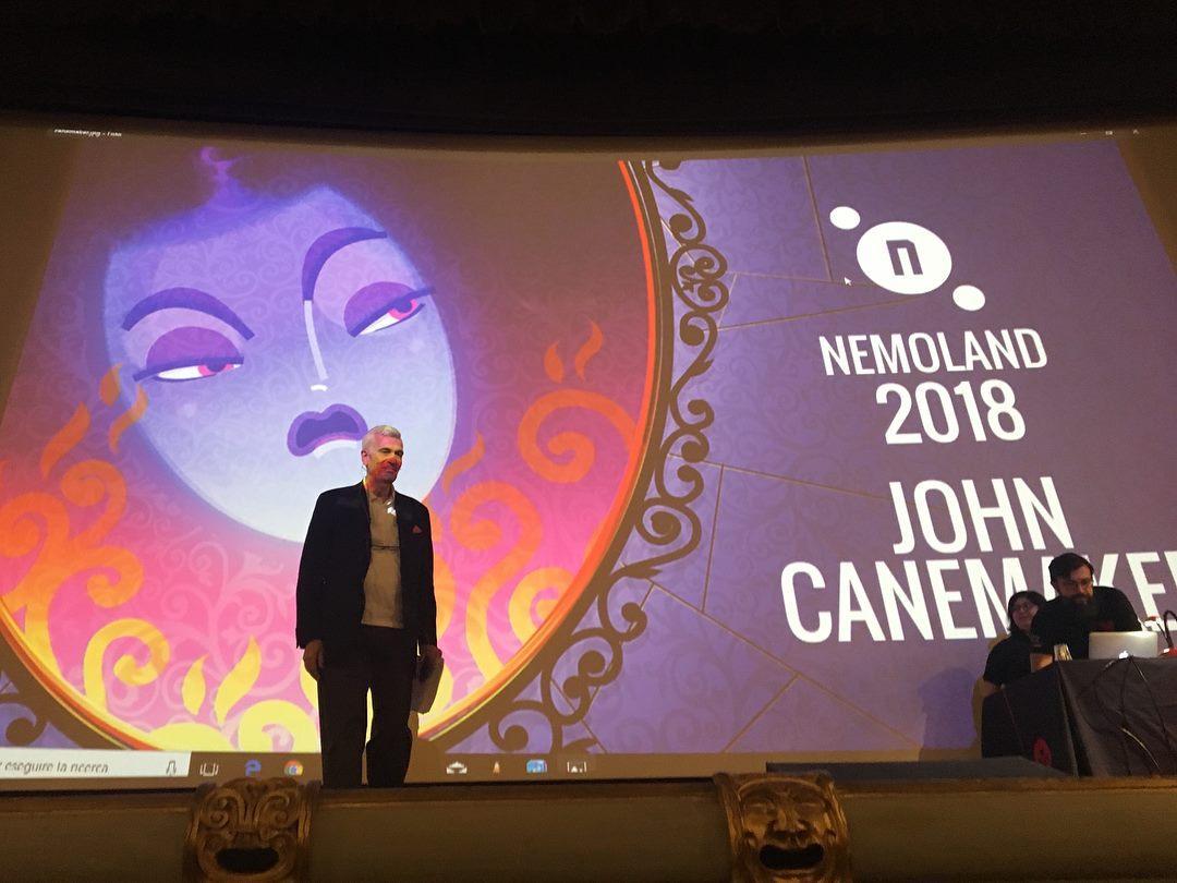 John Canemaker Nemoland Firenze