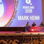 La leggenda Disney Mark Henn a Firenze per un workshop sull'animazione!
