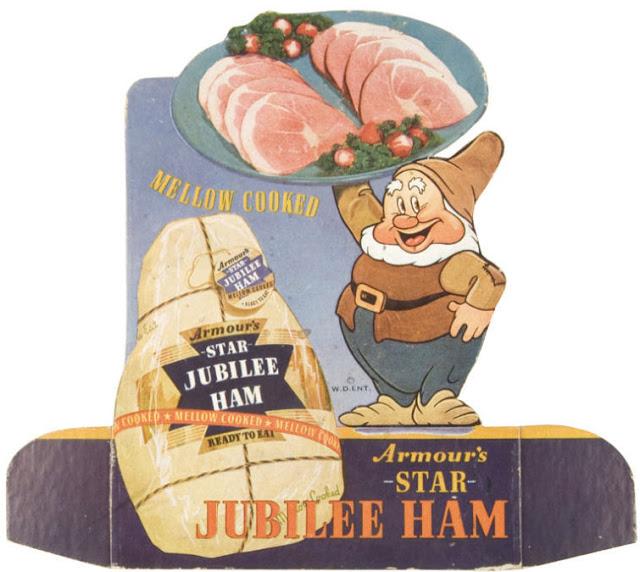 Confezione del Prosciutto di Biancaneve della marca Armour Star Ham