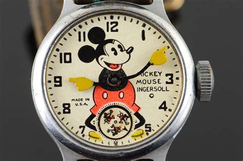 Orologio di Topolino della marca Ingersoll