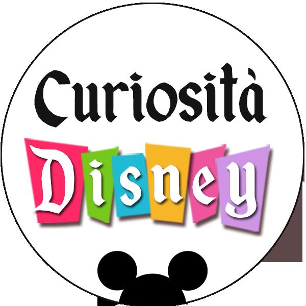 Logo Curiosità Disney