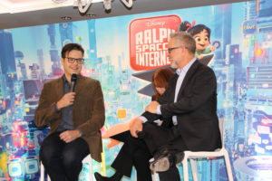 Conferenza stampa italiana Ralph Spacca Internet