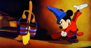 Curiosità Topolino - fantasia cucciolo dopey