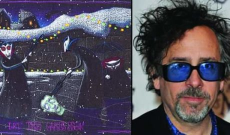 tim burton cameo nightmare before christmas